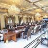 تنخواہوں اور پنشن میں اضافہ نہ کرنیکا فیصلہ، کابینہ اجلاس میں بجٹ کی منظوری