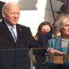 جوزف بائیڈن نے 46 ویں امریکی صدر کا حلف اٹھا لیا